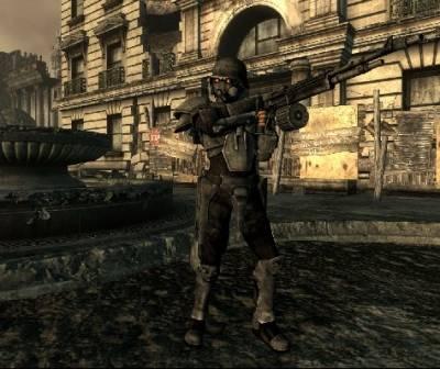 скачать моды на Fallout 3 на броню - фото 6