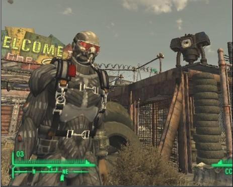 Скачать Мод На Fallout New Vegas На Броню - фото 4