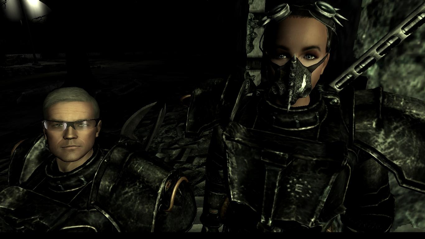 Amata mod fallout three sex clip
