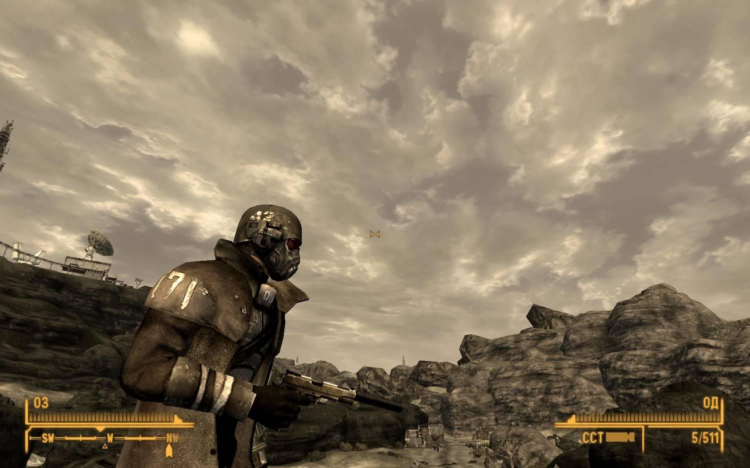 Fallout New Vegas Обновление