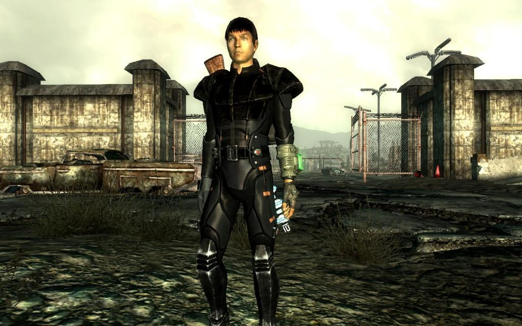 Моды Патчи Fallout 3