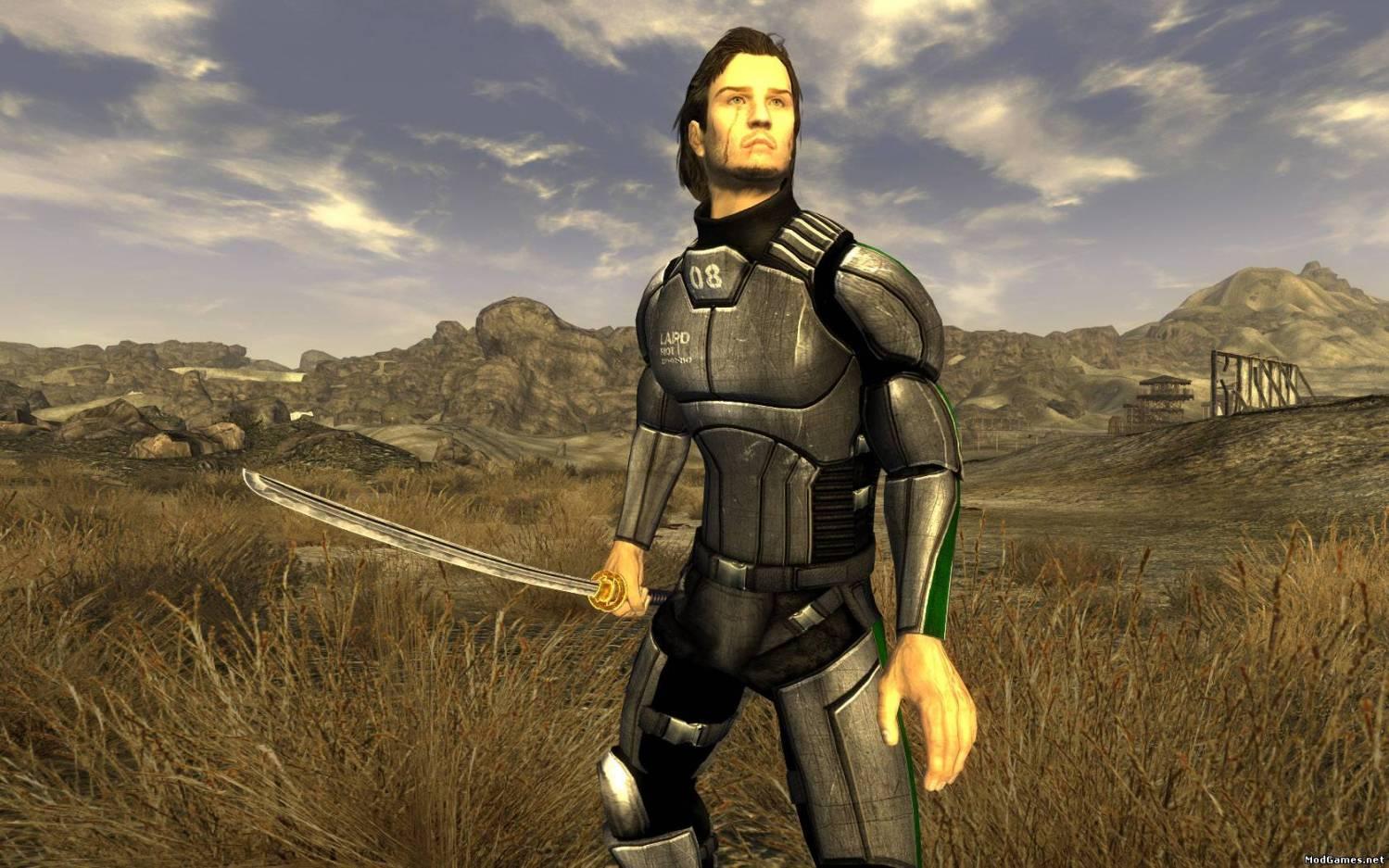 Fallout New Vegas моды Компаньоны