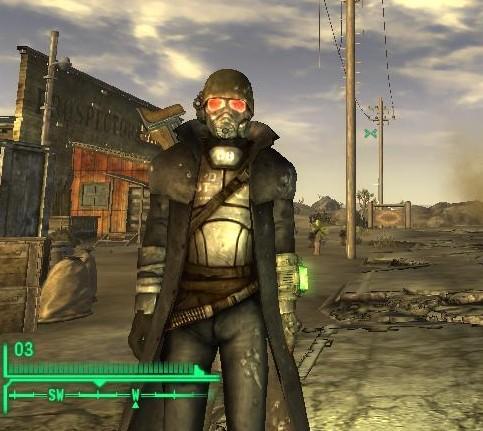 New Vegas - Лучшие моды для Fallout New Vegas на
