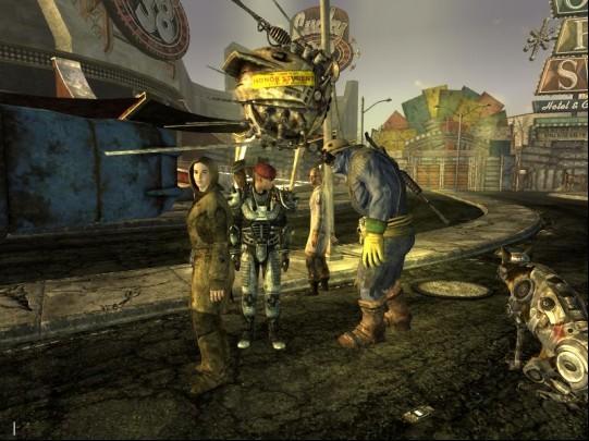 Плагины и моды для Fallout: New Vegas на русском